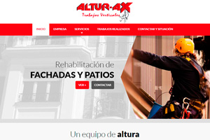 <strong>Alturax www.alturaxtrabajos...<span></span></strong><i>→</i>