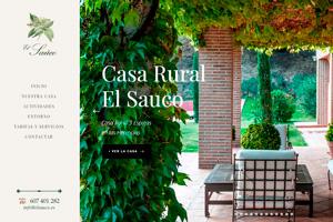 <strong>El Sauco www.elsauco.es<span></span></strong><i>&rarr;</i>