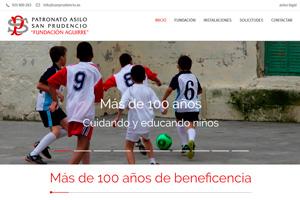 <strong>San Prudencio www.sanprudencio.es<span></span></strong><i>&rarr;</i>