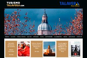 <strong>Turismo Talavera www.turismotalavera.com<span></span></strong><i>&rarr;</i>
