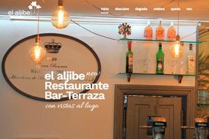 <strong>Restaurante El Aljibe www.elaljibeserranillos.es<span></span></strong><i>&rarr;</i>