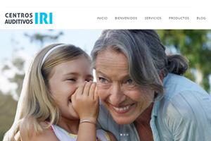 <strong>Centros Auditivos IRI www.centrosauditivosiri.com<span></span></strong><i>→</i>