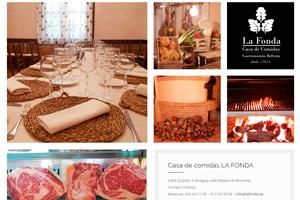 <strong>La Fonda www.lafonda.es<span></span></strong><i>→</i>