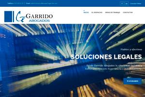 <strong>Despacho Garrido www.despachogarrido.com<span></span></strong><i>→</i>