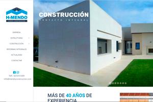 <strong>H Mendo mendoconstruccion.com<span></span></strong><i>→</i>