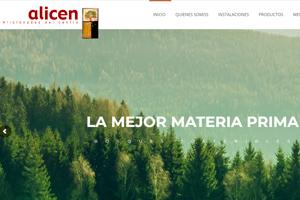 <strong>ALICEN www.alicen.es<span></span></strong><i>→</i>