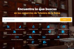 <strong>Comercio Talavera www.comerciotalavera.com<span></span></strong><i>→</i>